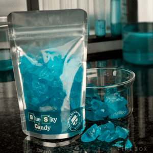 Packaging Blue Sky Candy - Breaking Bad