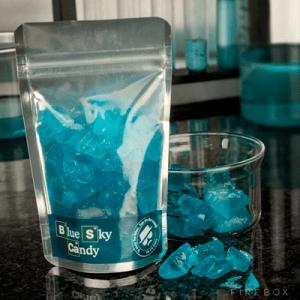 Packaging Blue Sky Candy - Breaking Bad