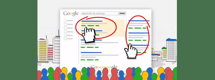 Google AdWords Anuncios en Google