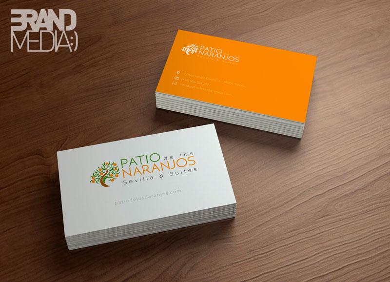 tu tarjeta de visita tu carta de presentación brandmedia