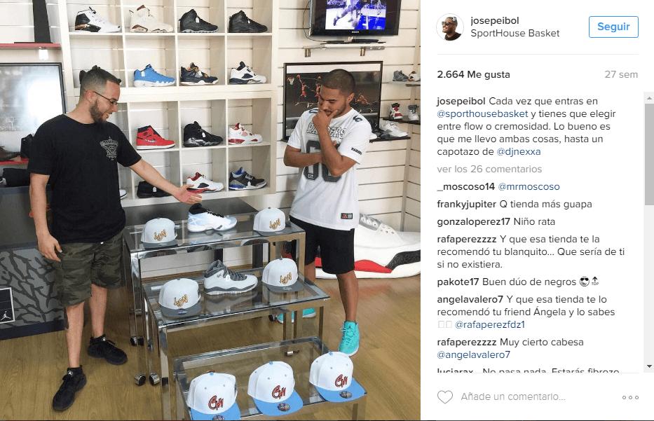 Instagram Josepeibol