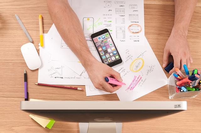 Imagen Diseño Página Web UX