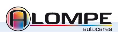 logotipo alompe antiguo