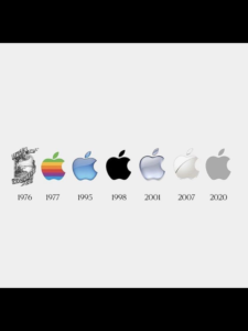 REBRANDING APPLE